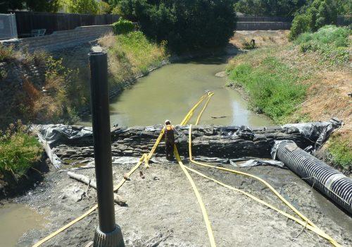 San Franciquito Creek -1